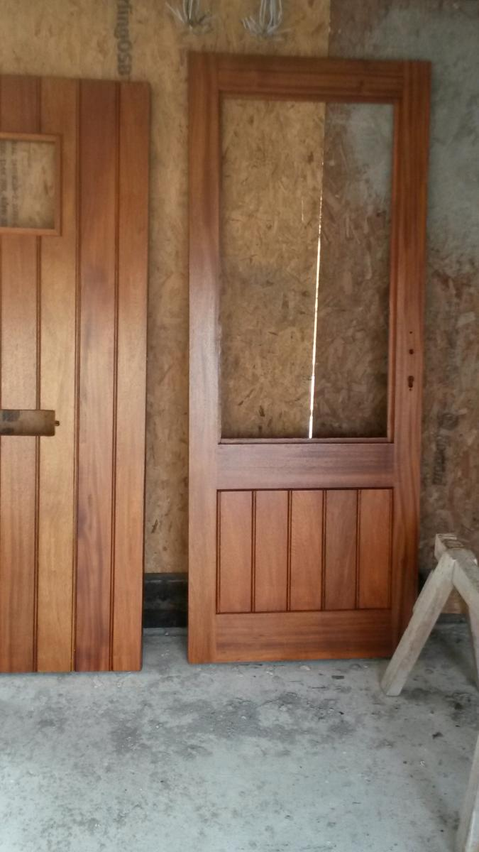 Custom made exterior doors wentworth staffordshire for Custom made doors